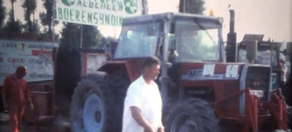 Tractorpulling Izegem 1984